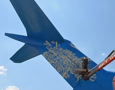 Airplane customisation
