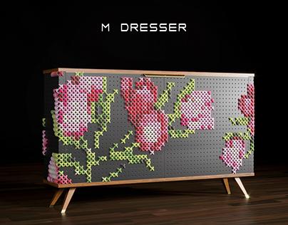 M Dresser
