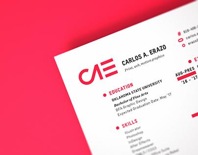 Self Branding - CAE