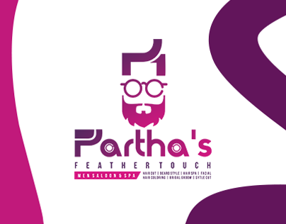 Parthas Brand Identity