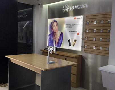 SIS Huawei Falabella Connect Maipú (2016)