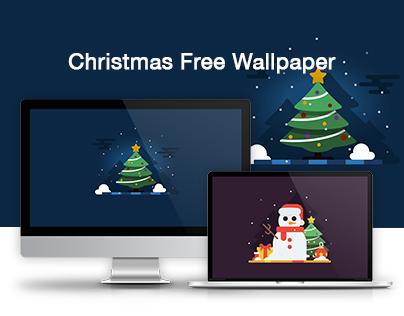 chrismas free wallpaper