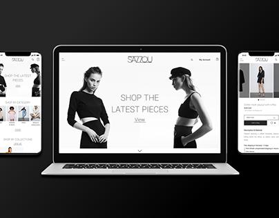 Sazzou - Online Fashion Store