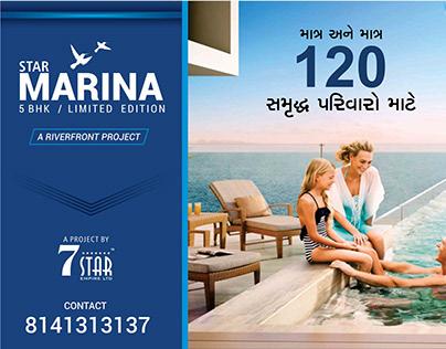 Branding Level 2 for Star Marina - Surat