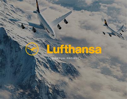 Lufthansa - Sky Connect IOS7 app
