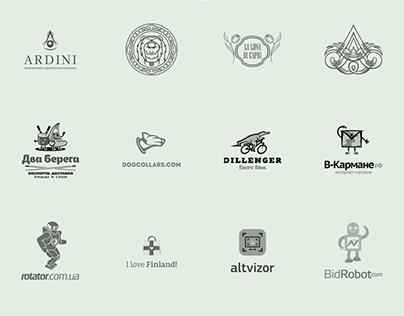 Logotypes 2008-2015