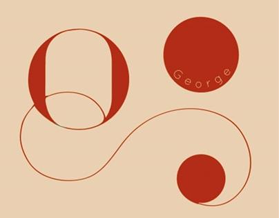 George Brassens- Album cover
