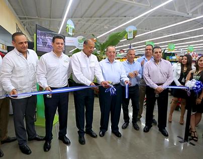 Cobertura de Inauguracion - Supermercado La colonia #47