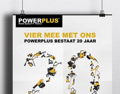 Powerplus 20y Anniversary