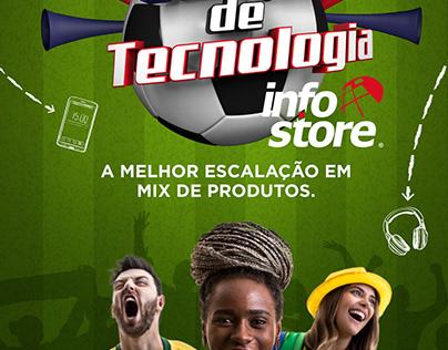 Seleção de Tecnologia Info Store