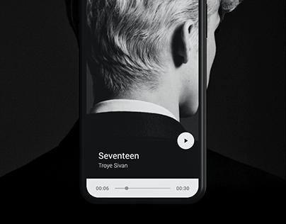 Material Player - Music App