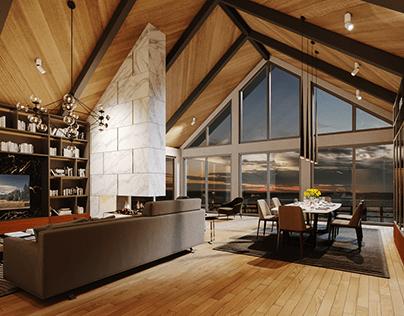 Lake House Project/2019