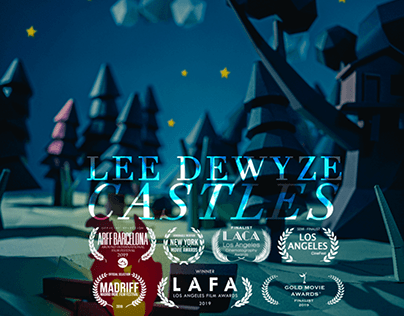 "Music Video | Lee DeWzye ""Castles"""