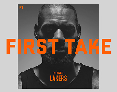 ESPN First Take Logo Exploration