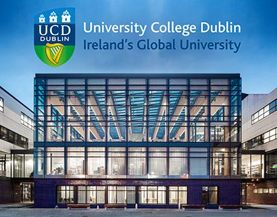 University College Dublin – Brand Work