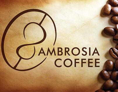 Ambrosia Coffee Corporate Identity