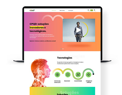 Website - CPQD