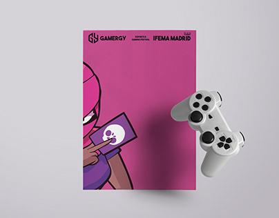 Gamergy - Organización de evento