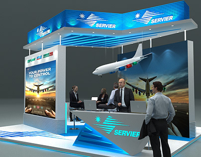 Servier _ Dia Egypt Booth _ 2019