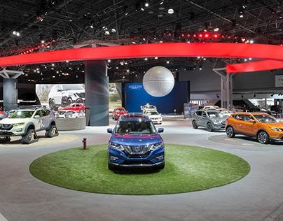 Nissan New York Auto Show 2017