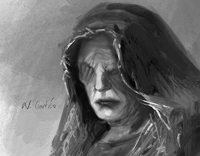 Vikings Digital Painting