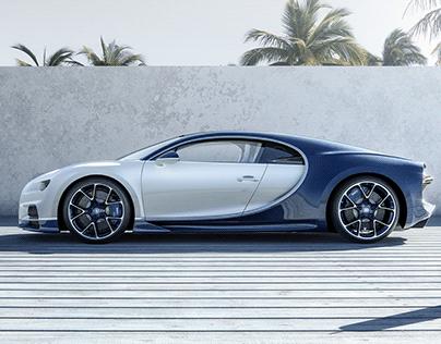 Breaking the records: Bugatti Chiron