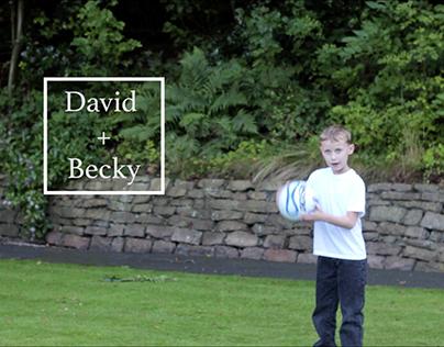 David & Becky Wedding 2015