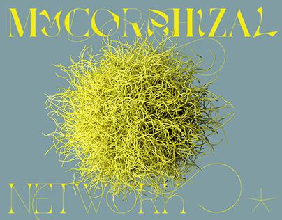 Mycorrhizal Network Animated Poster Series