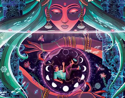 Antariksha Sanchar - A Carnatic Opera