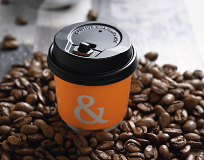 And cafe- Branding