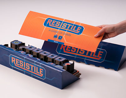 Resistile - A Game of Ohms