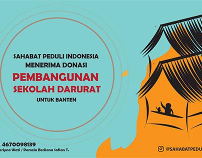 (thread) Social Media Campaign - Banten Earthquake