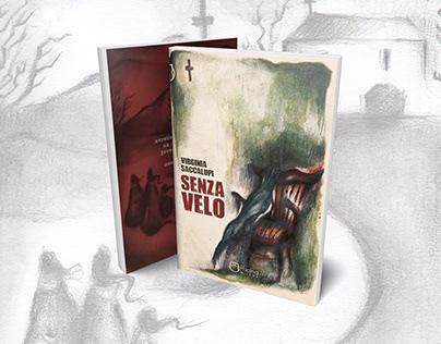 """Cover-illustration for """"Senza Velo"""""""