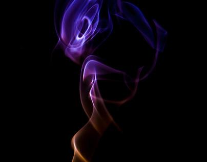 Artistic Smoke Photography