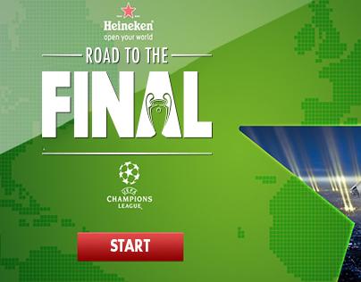 Heineken UEFA Ipad Game