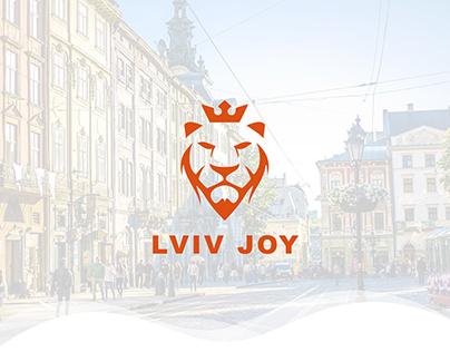 """Design for Travel agency """"Lviv Joy"""""""