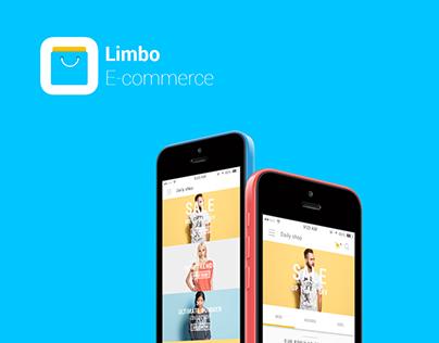 Limbo eCommerce app Design