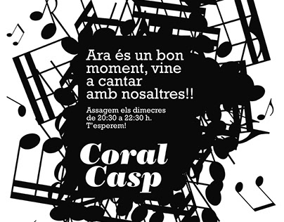 Posters Coral Casp