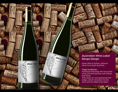 Australian Wine Label Design Finalist Entry 2