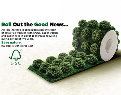Tetra Pak - Roll out the good news