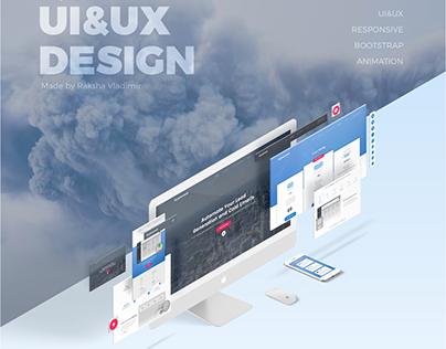 ScopeLeads - Website design (UI/UX)