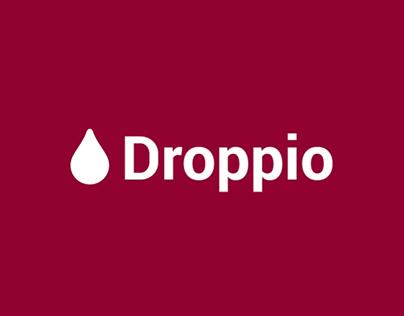 Droppio - Motion Graphics