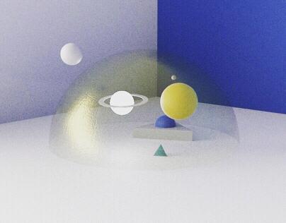 Adobe Dimension Practice