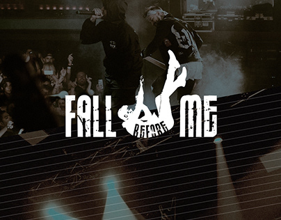 Fall Before Me - Brand Identity
