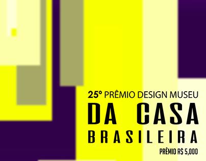 Panfleto Museu da Casa Brasileira