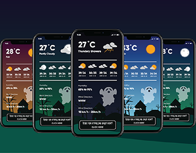 Weather App for Thrill Seekers