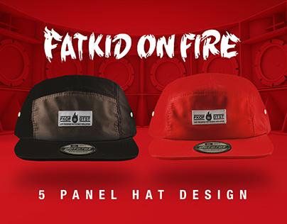 FKOF x DTST - Hat Design