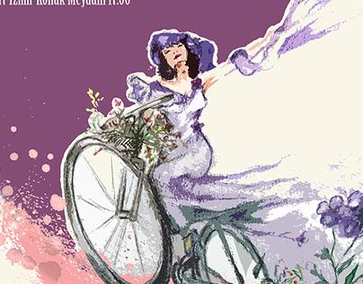 Süslü Kadınlar Bisiklet Turu 2017