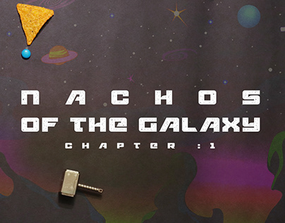 Nachos of the Galaxy | Stop Motion Animation