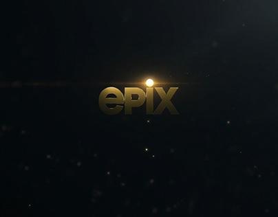 EPIX Rebrand 2019